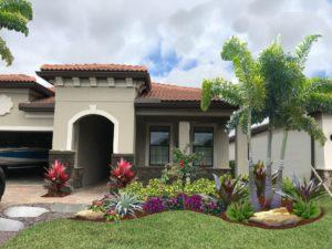 Stevenson Residential front Triple Foxtail option 2